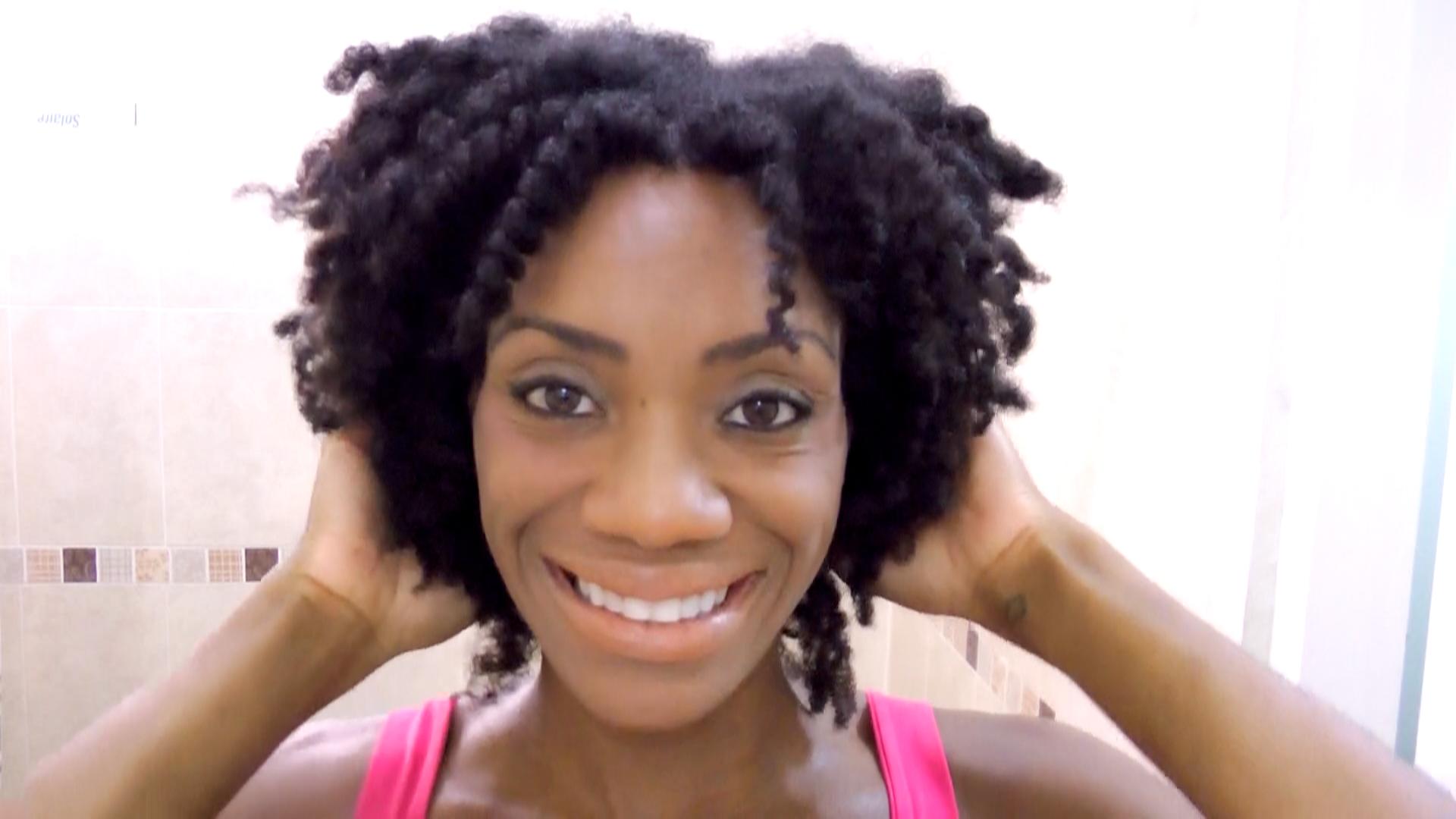 Alopecia Hair Styles: I Naturally Cured My Alopecia